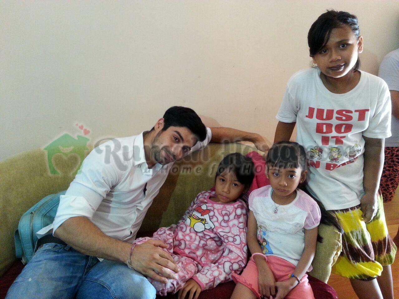 Kejutan Lavanya Bharwadj di Rumah Harapan