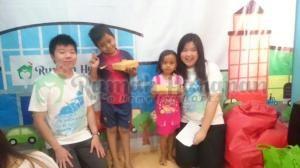 Wuih, Imah juara 1 lomba puzzle, Bintang diurutan ke-2