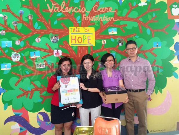 Berkah Donasi dari Dill Gourmet Cafe