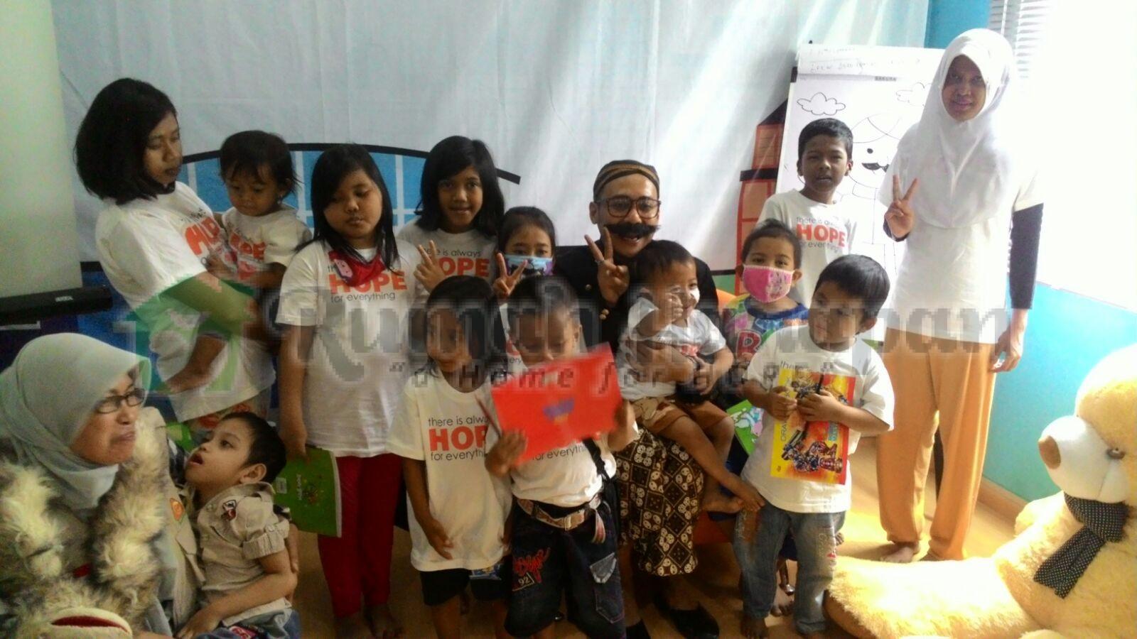 COTM & Hari Pahlawan Bersama ICare Community