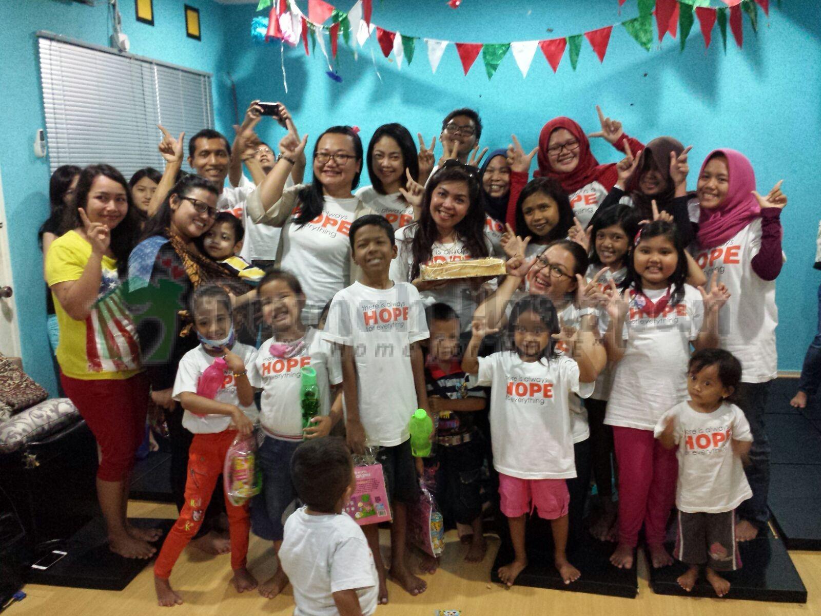 Ulang Tahun ke-1 RHVCF Bersama Gereja Immanuel