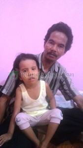 Mardiah dan ayah Umar