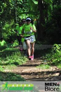 Ini waktu Kak Silly ikut Astra Green Run di Bali, akhir September lalu. Hitung-hitung pemanasan ya, Kak.