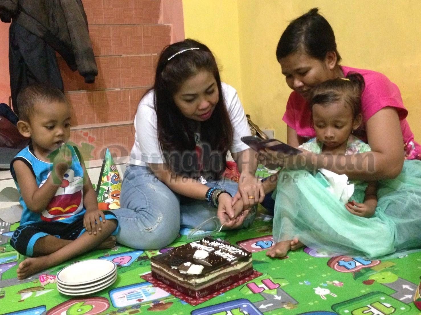 Bring HOPE for Rumah Harapan Makassar