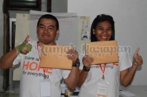 Lomba berhadiah! Salah satu pemenangnya tim RHI Bandung nih