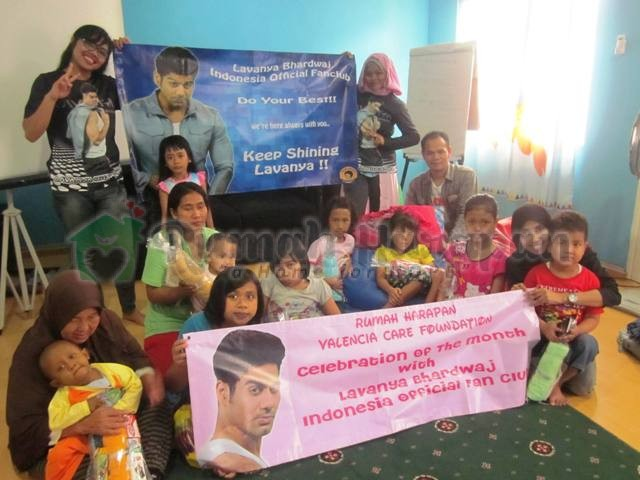 COTM: Nari India Bersama Lavanya Bharwadj Indonesia Official Fan Club