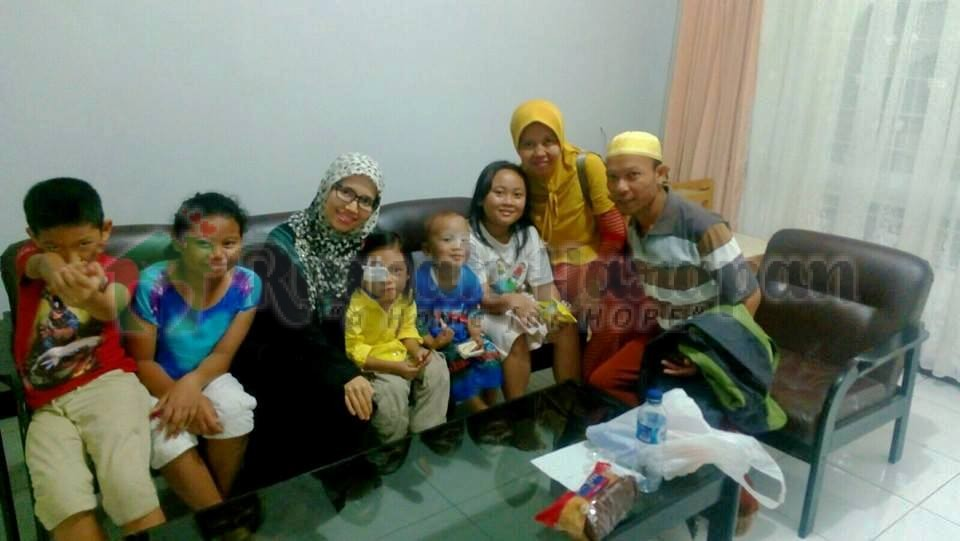 Kunjungan Pertamaku Menjenguk Adik-adik di Rumah Harapan Bandung