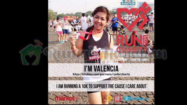 #RunForCharity untuk Rumah Harapan
