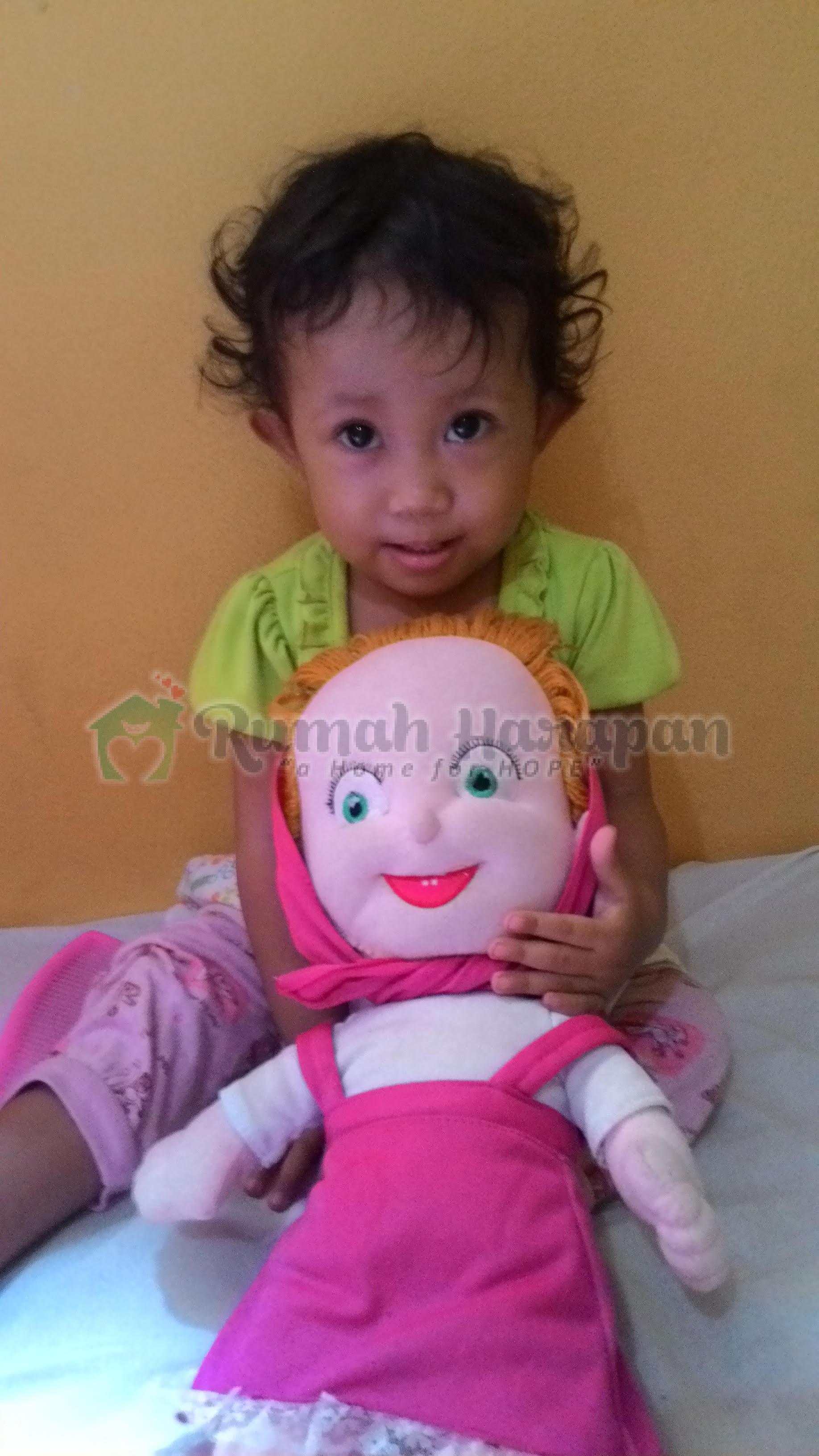 Zahra Menunggu Operasi Jantung